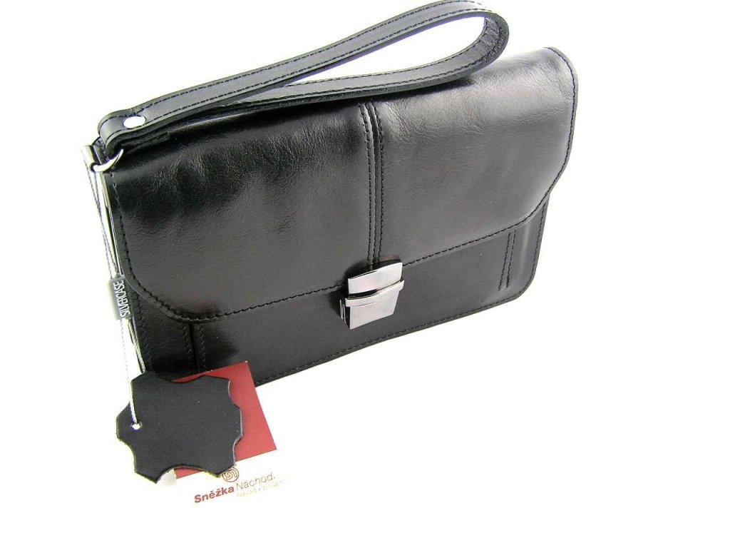 Luxusní etue Silvercase - černá