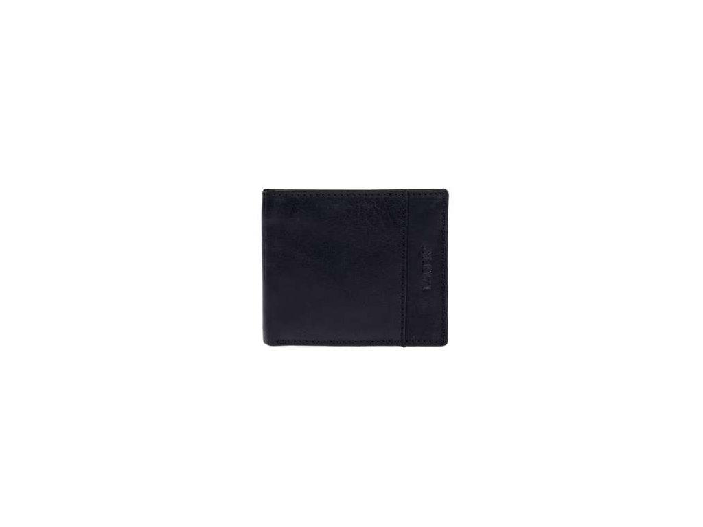 Luxusní pánská peněženka Lagen - černá