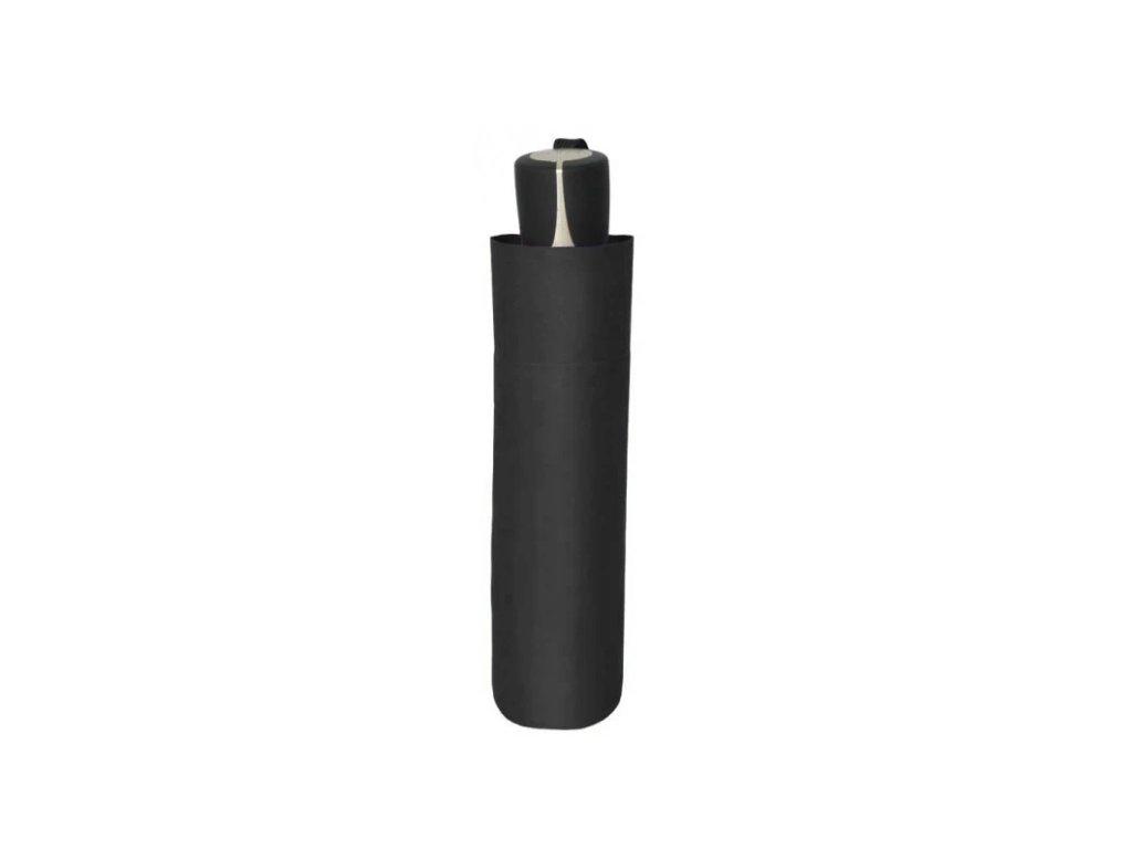 Manuální deštník Mini Fiber Doppler - černý