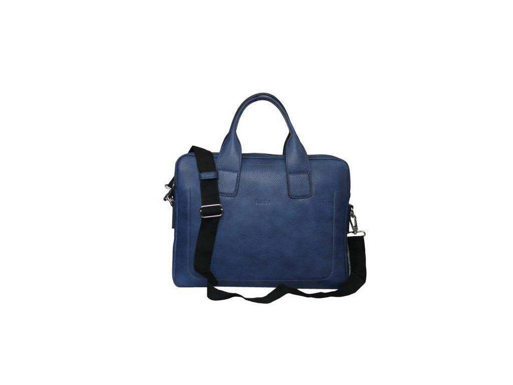 Taška na notebook Elega - světle modrá