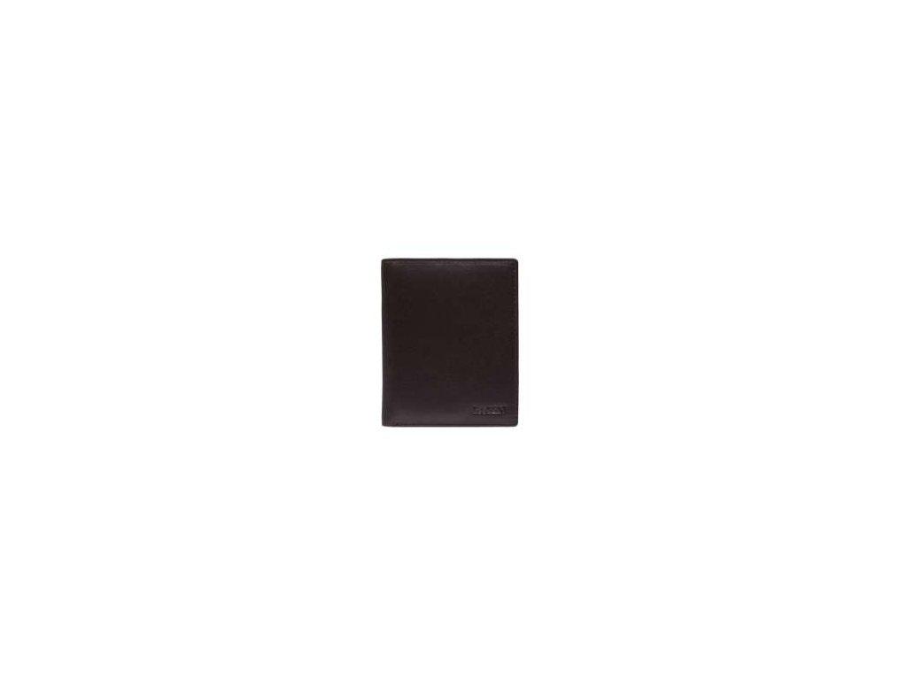 Pánská peněženka Lagen  - tmavě hnědá