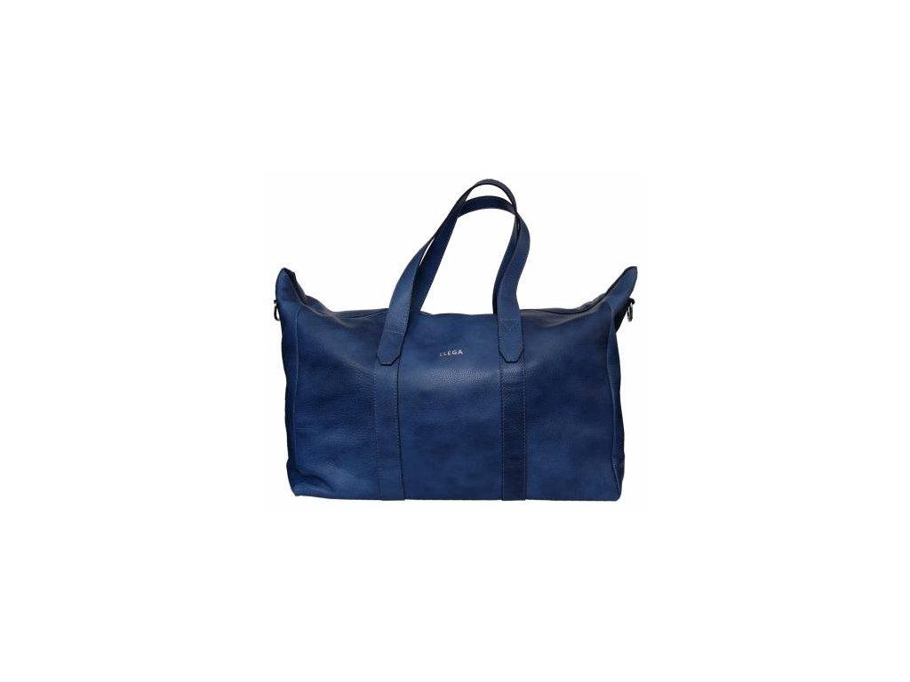 1 Cestovní taška Elega Tipsy modrá 68845