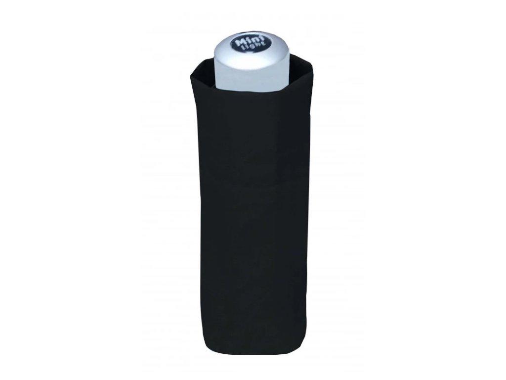 Pánský deštník mini hit - černý