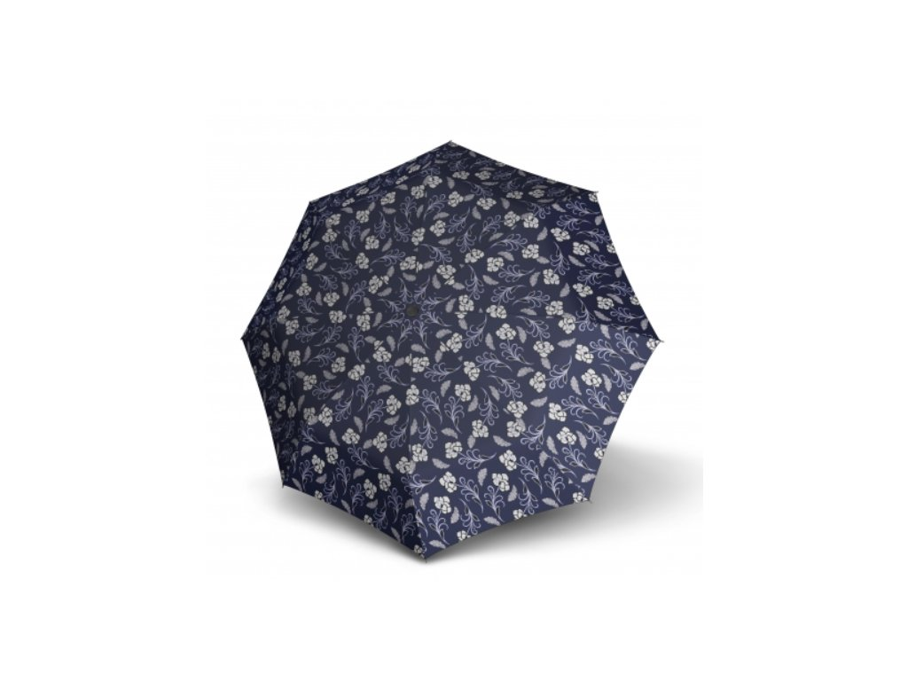 Dámský deštník Doppler Mini Fiber - modrý