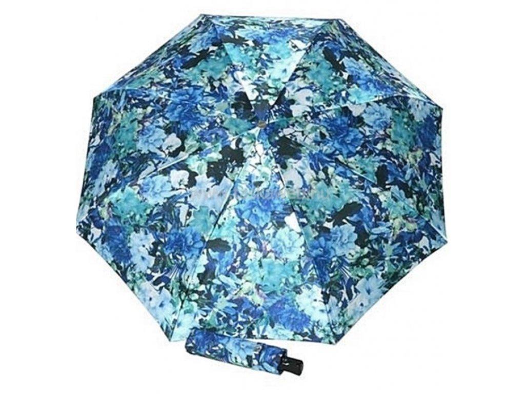 Deštník Doppler Magic Carbonsteel Flamenco - modré kytky