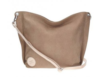 CROSSBODY HOBO  ELEGA BRIGITTE SEND/NATURA