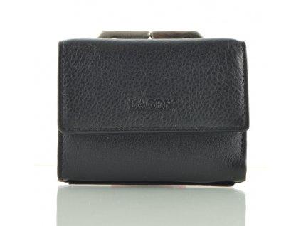 Dámská rámová peněženka Lagen - černá
