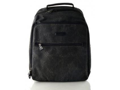 Batoh na notebook Katana - černý