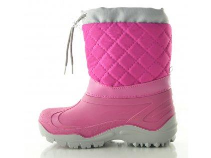 Sněhule MUFLON - růžová kostička