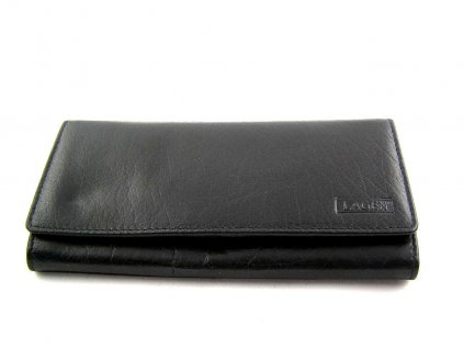 Klasická dámská peněženka Lagen - černá