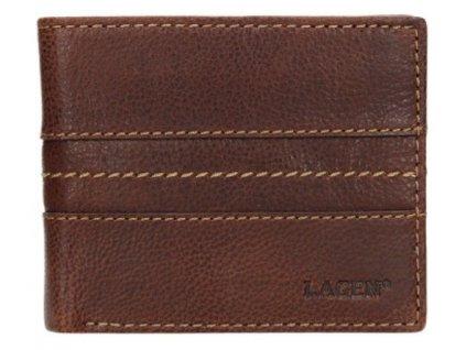 Pánská kožená peněženka Lagen