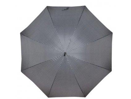 Pánský vystřelovací deštník DERBY - vzor káro