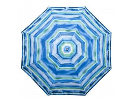 Deštník doppler - modrý proužek