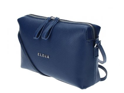 Malé crossbody Elega Hill - tmavě modrá