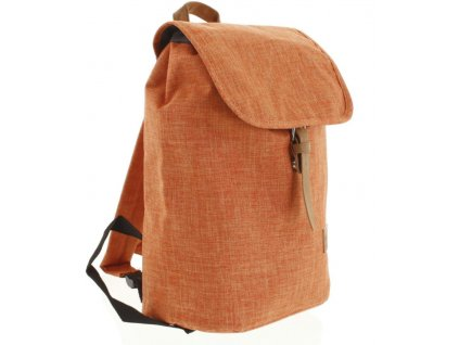Textilní batoh New-Rebels oranžový