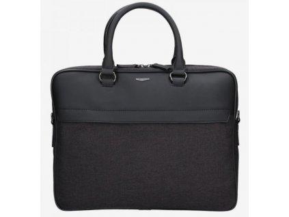 Manažerská taška na notebook Hexagona - černá