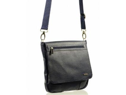 Pánská taška přes rameno GROSSO - černá