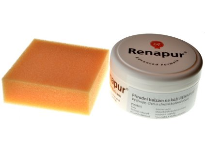 Renapur - vosk na kůži 125 ml