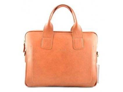 Taška na notebook Elega - oranžová