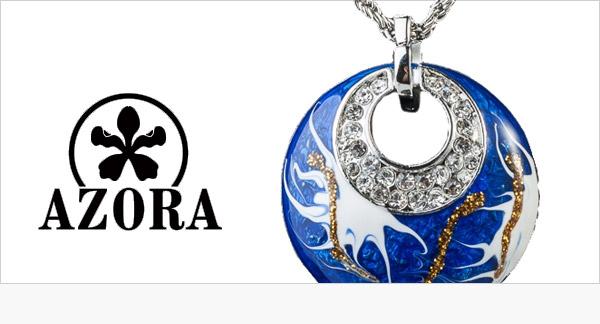 Azora - šperky a bižuterie s australskými krystaly