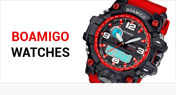 Sportovní hodinky Boamigo