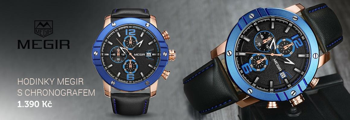 Pánské hodinky Megir