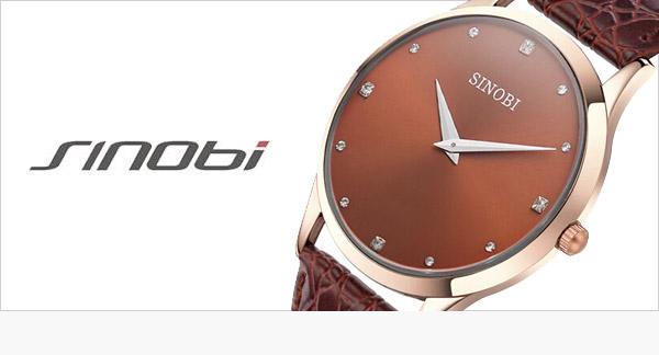 Dámské a pánské hodinky Sinobi