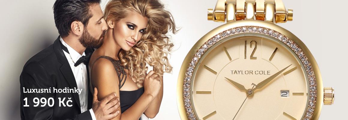 Dámské hodinky Taylor Cole