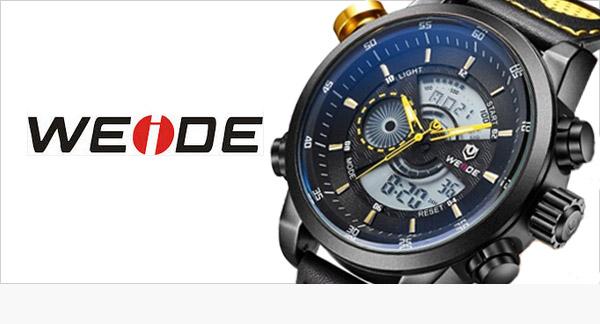 Pánské atraktivní hodinky Weide