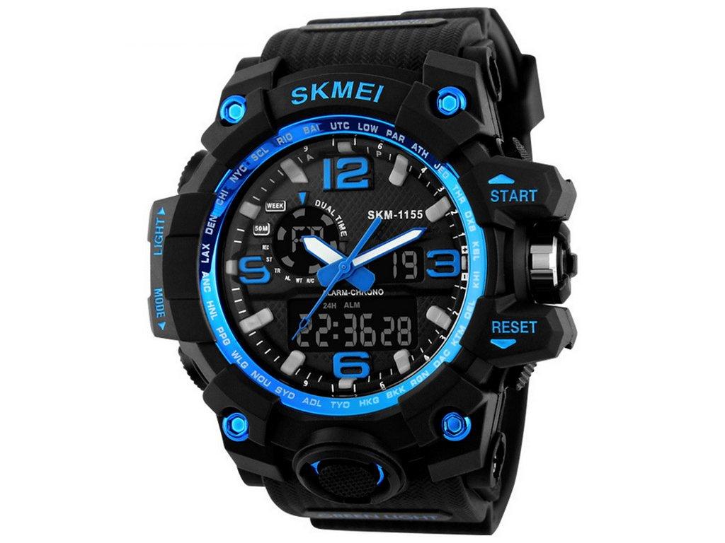 Sportovní hodinky Skmei odolné - čas dabac70f4c6