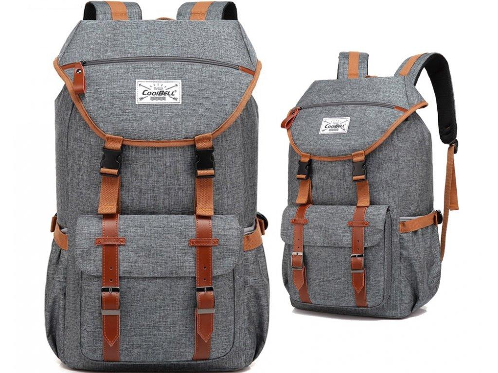 Pánský velký batoh na notebook až 17 4466f5163f