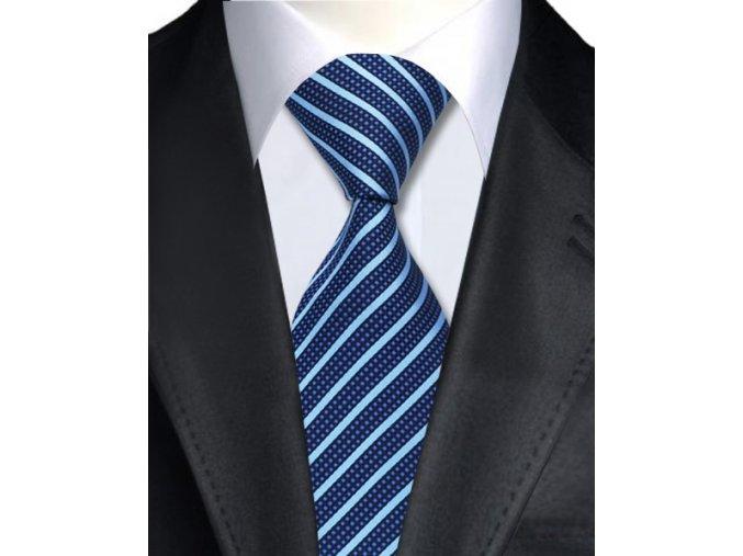 pruhovana kravata