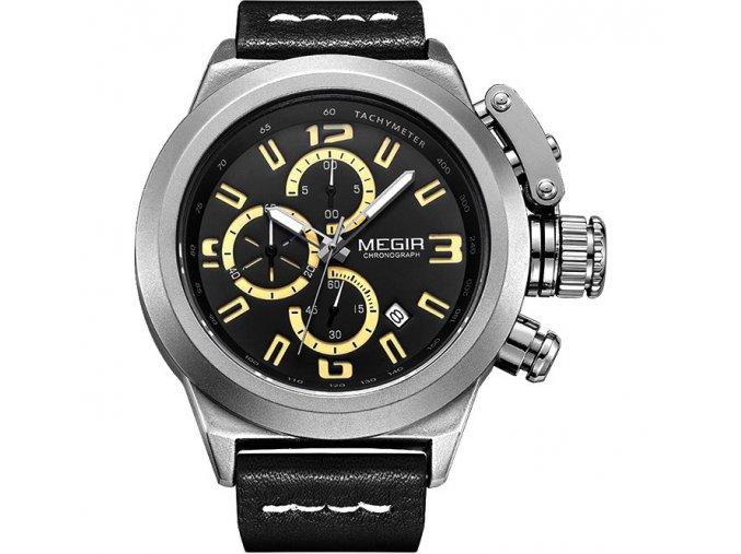 velke panske hodinky army vojenske velky cifernik chronograf