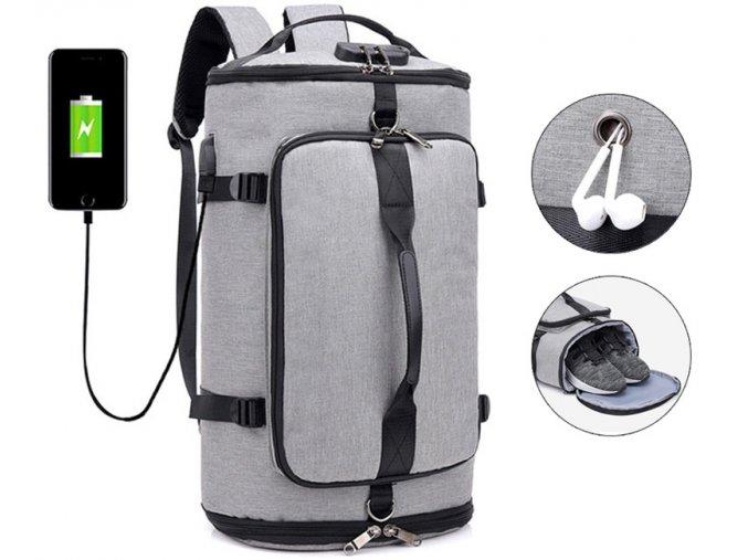 velky batoh sportovni cestovni notebook