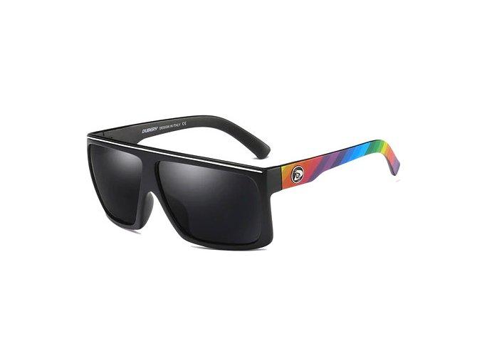 sportovni slunecni bryle cerne barevne
