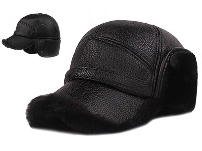 zimni cepice kozisek