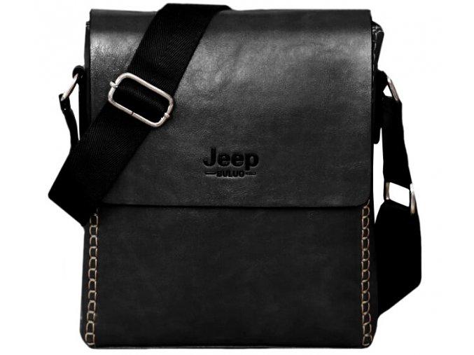 jeep taska brasna kozena cerna panska crossbody
