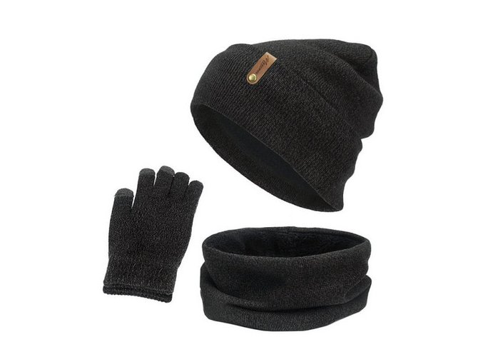 zimni cepice rukavice sala nakrcnik
