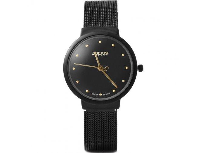 Atraktivní dámské hodinky zn. Julius - černé