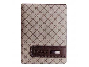 Unisex peněženka Ykss krátká - béžová
