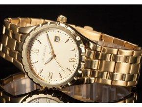 zlate hodinky