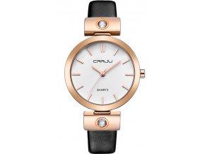 male damske hodinky cerne zlate