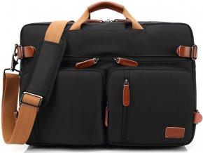 velka cerna taska batoh notebook 17 3