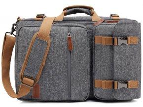 seda taska notebook velka cestovni