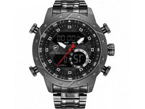 cerne shark hodinky