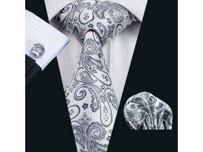 hedvabna kravata