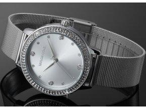 damske hodinky stribrne