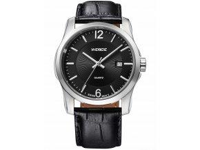 Módní hodinky se švýcarským strojkem Weide - z luxusních materiálů
