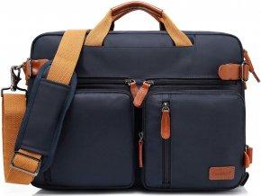 """Velká taška / batoh na notebook až 17,3"""" - modrá"""