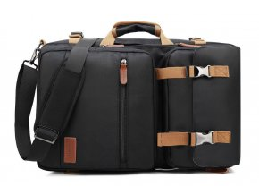 panska taska batoh notebook cerna luxusni znackova